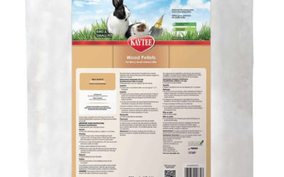 Kaytee Wood Pellets Pet Litter & Bedding