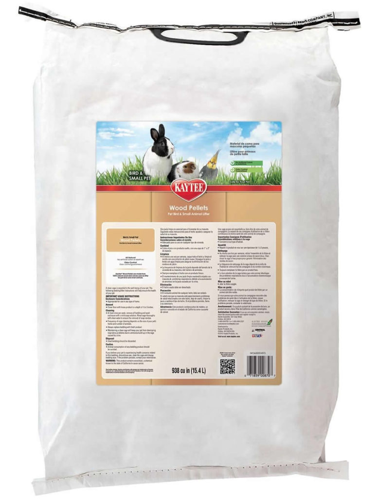 Kaytee Wood Pellets Cat Litter