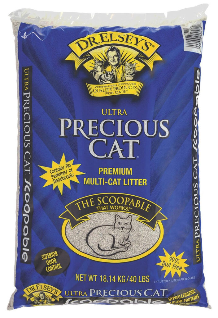Cat Ultra Premium Clumping Cat Litter