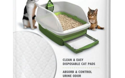 Breeze Tidy Cat Litter Pads for Users with Breeze Litter System