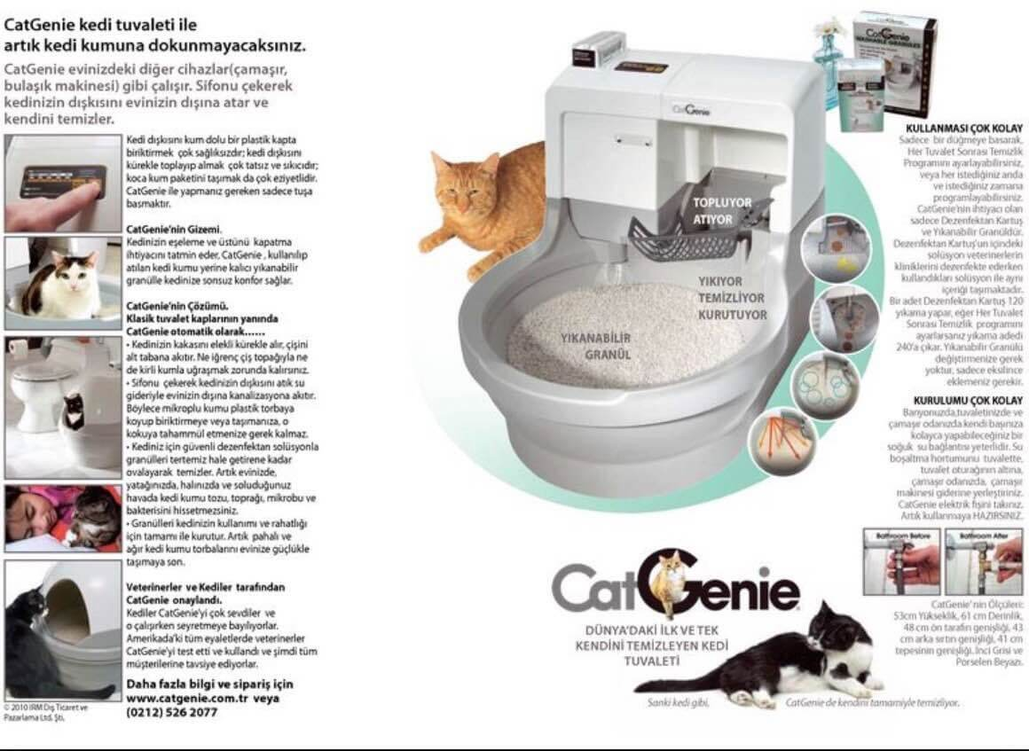 Self Cleaning Cat Litter Box Reviews