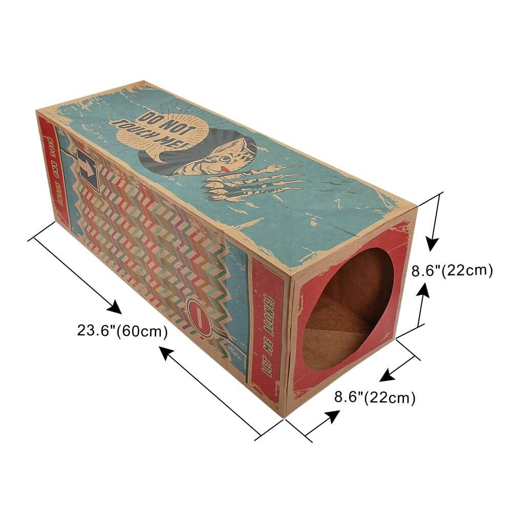 buy cardboard for cat tunnel