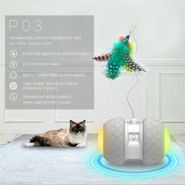 moving cat toys