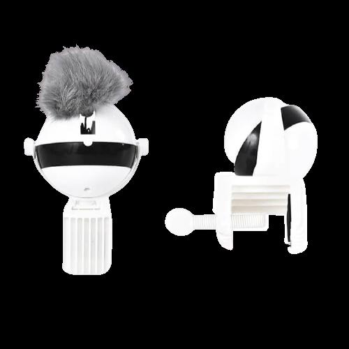 rotating cat yoyo toy