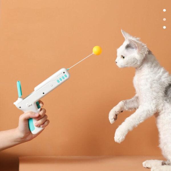 automatic cat gun