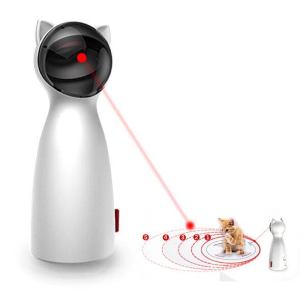 automatic cat laser
