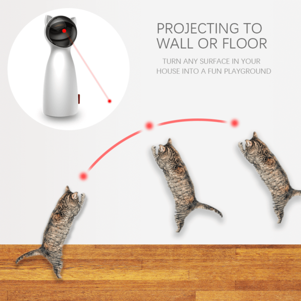 automatic cat laser toys