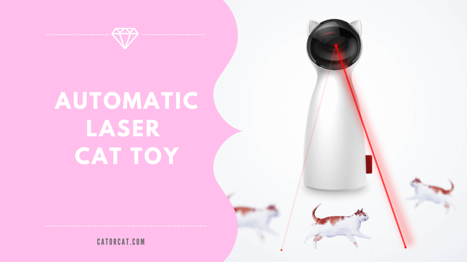 best automatic laser cat toy